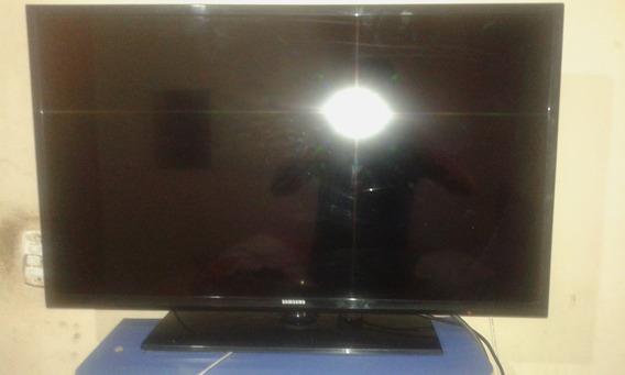 Tv Samsung 42 Pol Tela Trincada