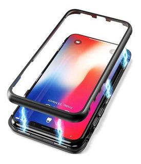 Capinha Magnetica Bumper Samsung Note 10 10 Pro S10 S10 Plus