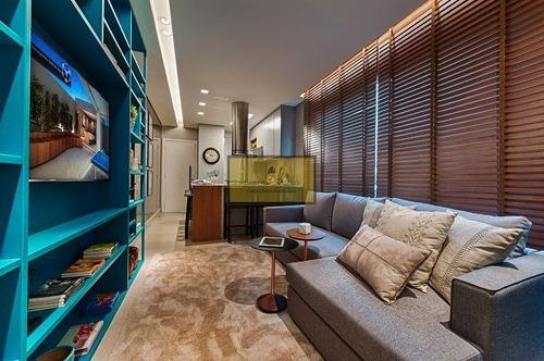 Apartamento 2 Qtos  Perfeito - 2798