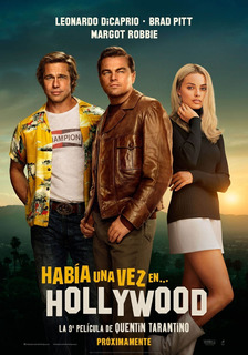 Erase Una Vez En Hollywoo - Pelicula Digital Full Hd - 1080p
