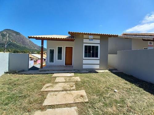 Casa Com 2 Dormitórios À Venda, 65 M²- São José Do Imbassaí - Maricá/rj - Ca4706