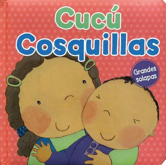 Libro Cucú Cosquillas - Nuevo
