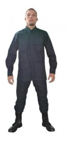 Gandola Azul Marinho Guarda Municipal Tamanhos P M G Gg E Xg