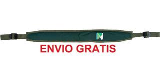 Correa Porta Fusil Color Verde Envio Gratis (tir-001v)