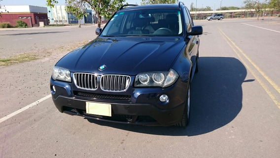Bmw X3 3.0 D Executive Stept 2007