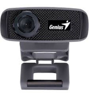 Webcam Genius Facecam 1000x Pc Clip Microfono Hd 720p