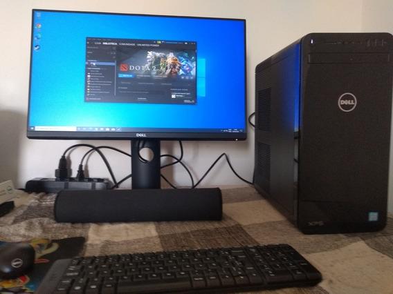 Pc Gamer/ Intel Core I5/ Gtx 1050/ 8gb Ram + Monitor 24