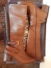 e11fa38a5 Bota Cano Longo Ramarim - Sapatos no Mercado Livre Brasil
