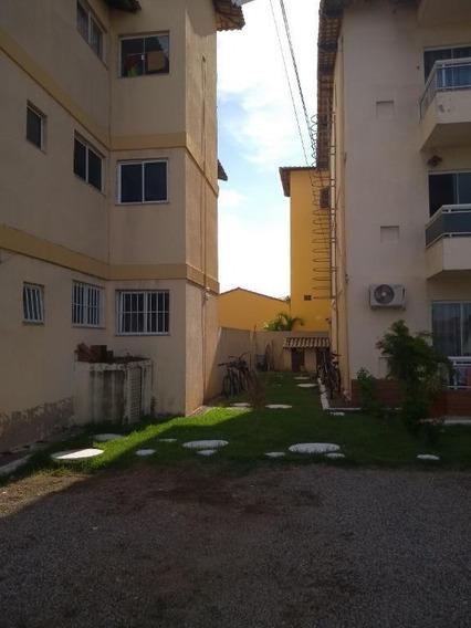 Apartamento Em Itaupuaçu, Maricá/rj De 61m² 1 Quartos À Venda Por R$ 160.000,00 - Ap274945