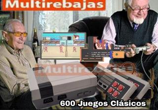 Consola Nintendo Clásico Gratis 620 Juegos
