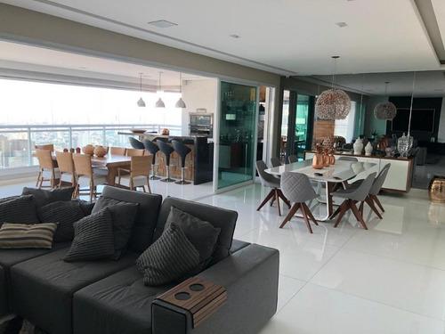 Imagem 1 de 30 de Apartamento Residencial À Venda, Jardim Anália Franco, São Paulo. - Ap5338