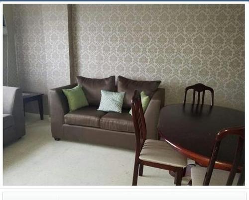 Imagen 1 de 6 de Apartamento Amueblado, Precio De Alquiler Us$475.00