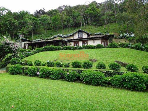 Chácara Com 3 Dorms, Itaquaciara, Itapecerica Da Serra - R$ 2.3 Mi, Cod: 3332 - V3332