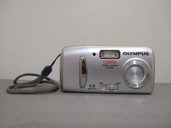 Camera Digital Oympus D-425 / Série Camedia 4.0 Megapixel