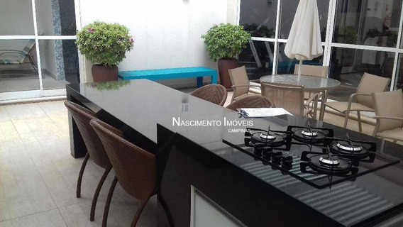 Cobertura Residencial À Venda, Cambuí, Campinas. - Co0047