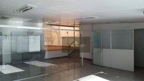 Galpão Para Alugar, 600 M² Por R$ 40.000,00 - Vila Mariana - São Paulo/sp - Ga0286