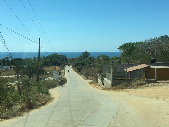 Terreno En Venta En Puerto Escondido