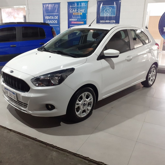 Ford K 5p Sel 2017. Gc