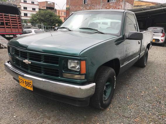 Chevrolet Cheyenne Automática 4x2 Plato