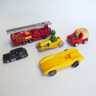 Sucata Miniaturas Corgi Matchbox
