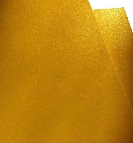 Papel A4 Plateado Dorado Invitación Sobre Souvenir Oro Plata