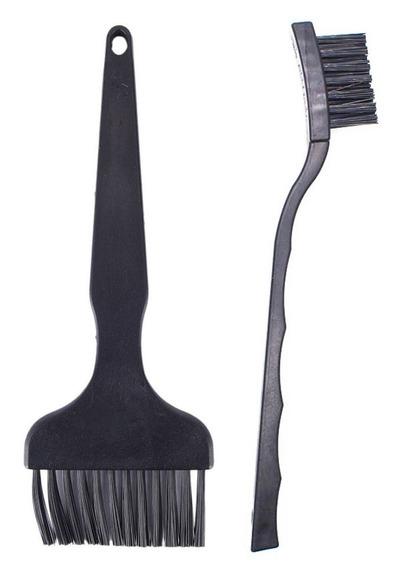 Kit Antiestático De Limpeza Pincel E Escova Esd