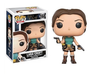 Funko Pop - Lara Croft 168 Tom Rider