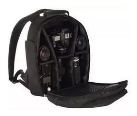 Mochila Para Equipamento Fotográfico - Jm Premium