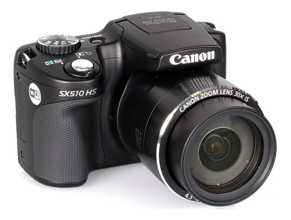 Camera Canon Sx510hs