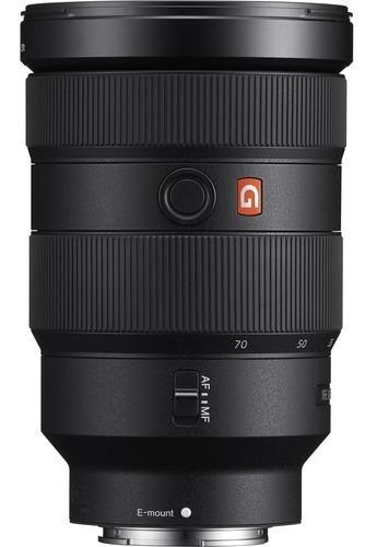 Lente Sony Fe 24-70mm F/2.8 Gm E-mount (sel2470gm)