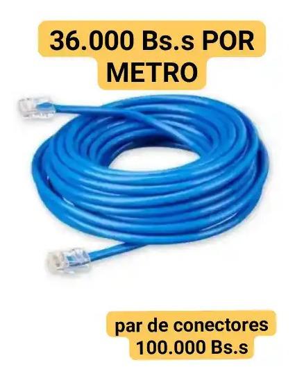 Cable Utp Internet Redes Cctv