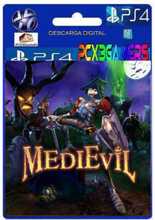 Medievil Ps4 Pcx3gamers