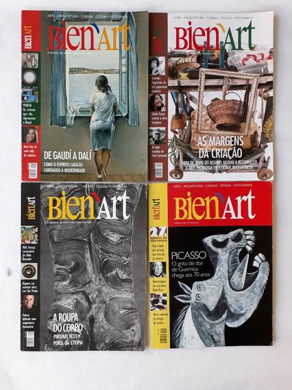 Bien´art Exposição De Pinturas A Óleo 8 Revista Variadas