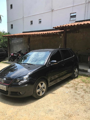 Volkswagen Polo 2.0 Gt Total Flex 5p 2011