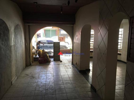 Casa Para Alugar, 126 M² Por R$ 5.000/mês - Brooklin - São Paulo/sp - Ca1510