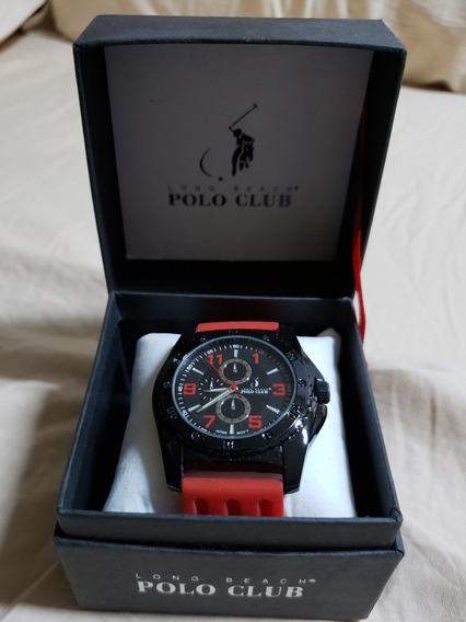 Reloj Unisex Polo Diferentes Colores Deportivo!!