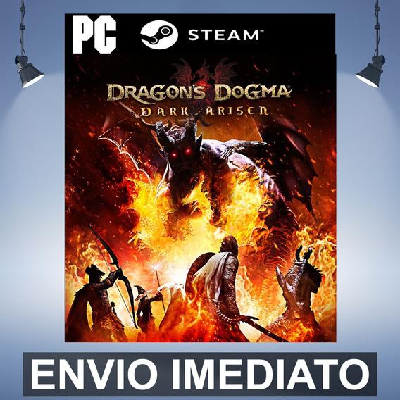 Dragons Dogma Dark Arisen Pc Steam Gift Presente