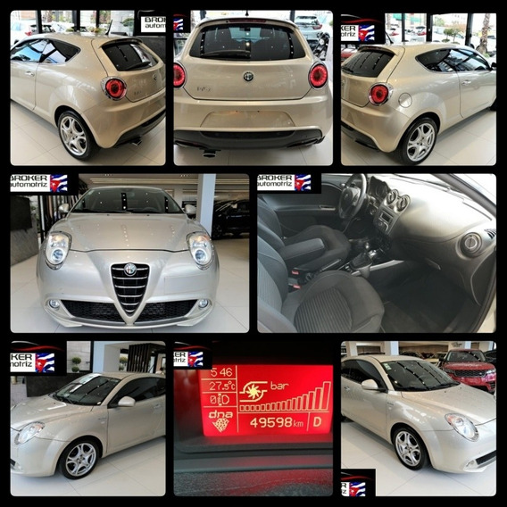 Alfa Romeo Mito Asiento Butaca Comdiciones 10 De 10