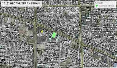 En Venta Terreno Comercial En Desarrollo Urbano Xochimilco