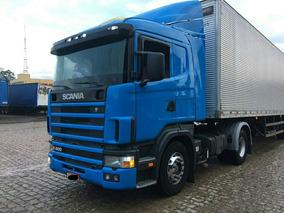 Scania R400 4x2 Ano 2004 Impecável