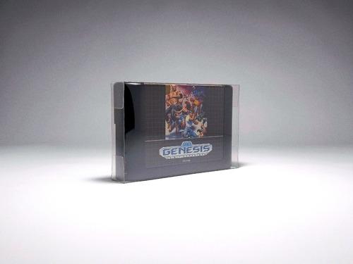 Protectores Sega Family Cartuchos Juegos Pack X 5