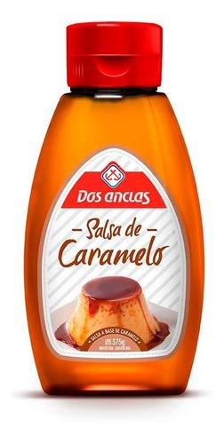 Salsa De Caramelo Dos Anclas X 375 Gr