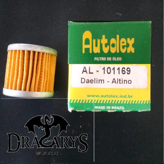 Filtro De Oleo Daelim Altino 100cc