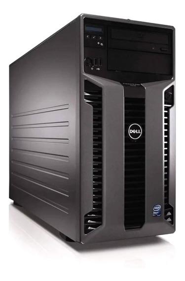 Servidor Dell T610 32gb 01 Hd 600gb + Ssd Sas 400gb