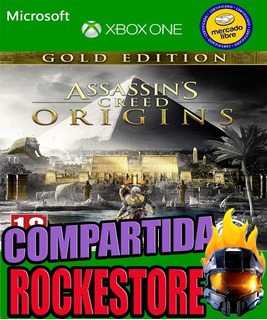 Assassins Creed Origins Gold Edition Online Y Offline