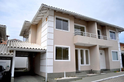 Casa Com 3 Quartos 1 Suíte Kobrasol - 15434