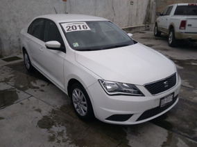Seat Toledo 1.6 Reference Tiptronic At 2016 Credito 20%