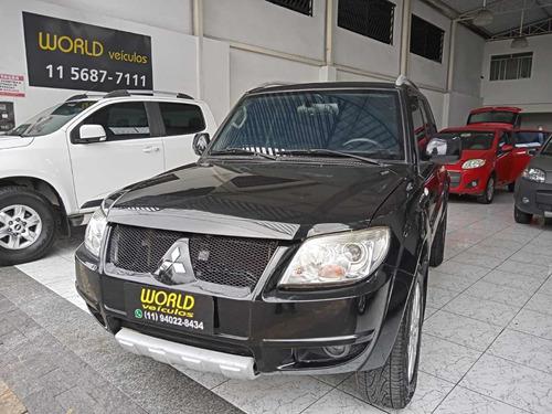 Imagem 1 de 11 de Mitsubishi Pajero Tr4 2011 2.0 Flex Aut. 5p