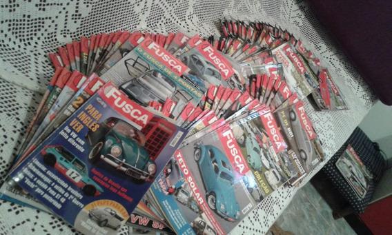 Coleção Da Revista Fusca E Cia Do N. 01 A N. 115