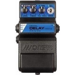 Pedal Onerr Dgd2 Digital Delay Na Loja Cheiro De Musica !!
